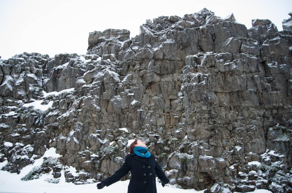 As tectonic plates go, the North American Plate is a pretty good one